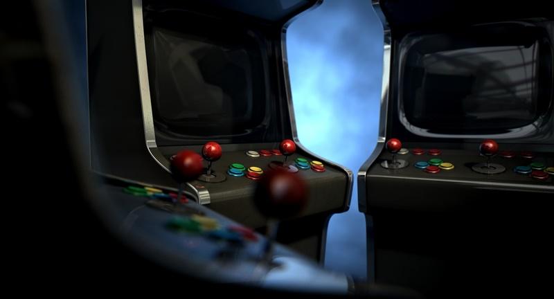 arcade porn games