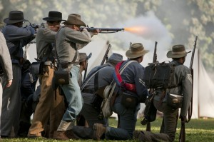 CivilWar Reenactment