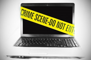 Electronic crime