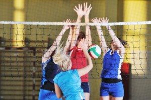 Volleyball insurance