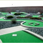 Miniature golf insurance