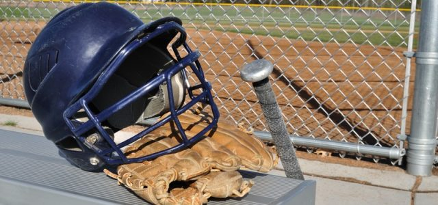 Baseball facial injuries