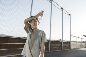 Preventing heat illness in youth sports