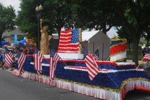 Parade Float Risk Management