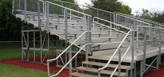 Bleachers and Risk Management