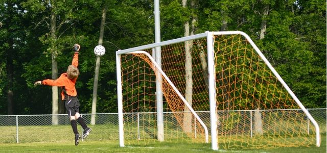 Soccer Goal Tipping Hazards