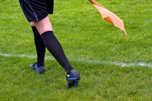 Officiating insurance