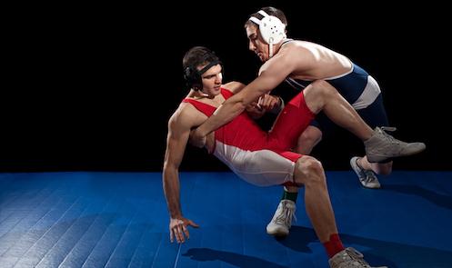 Wrestling Insurance