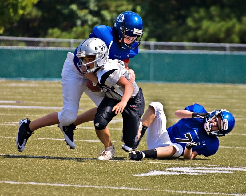 Should Weight Limits Be Required in Youth Football?