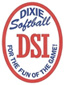 dixie-softball-logo